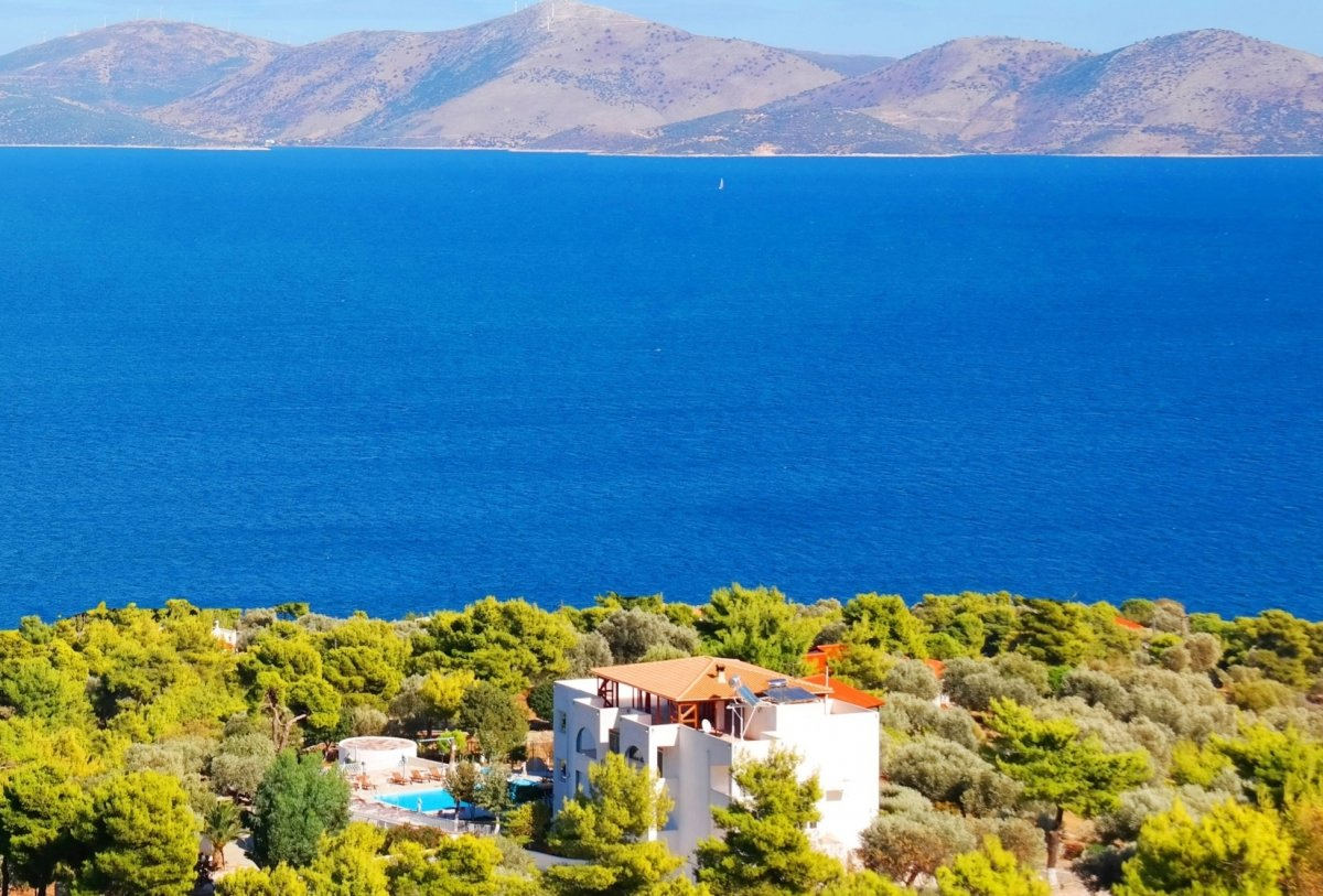 Toddler Friendly Beach Holiday Greece
