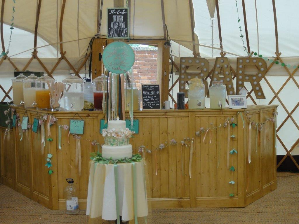 Wedding And Reception Venue In Bredon Gloucestershire