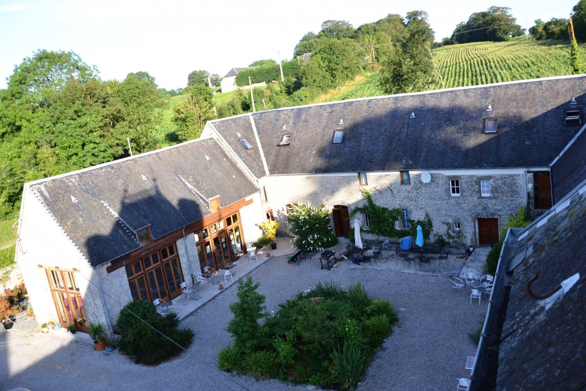 Chateau Bellenau | Large Cottage and Gites in Normandy