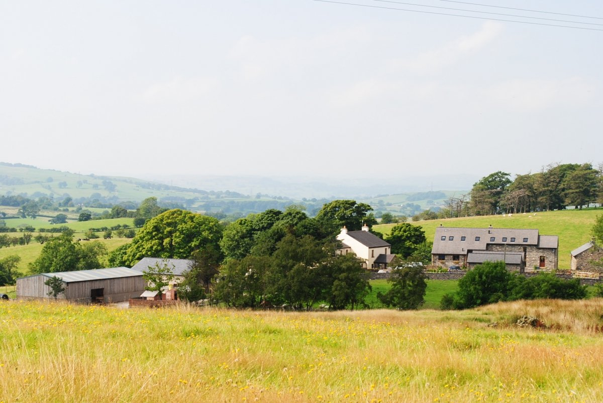 Group Of Holiday Barns Near Kendal Cumbria
