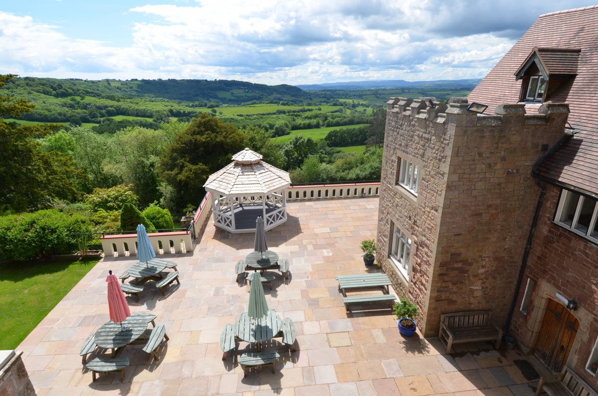 Caer Llan Monmouth Catered Luxury Celebration Venue