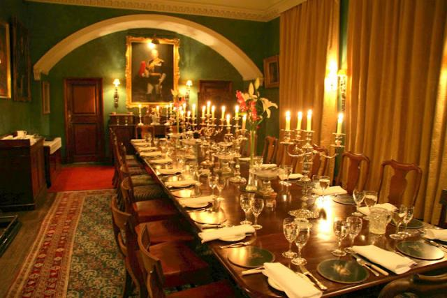 Big Luxury Catered Castle In Aboyne Aberdeenshire