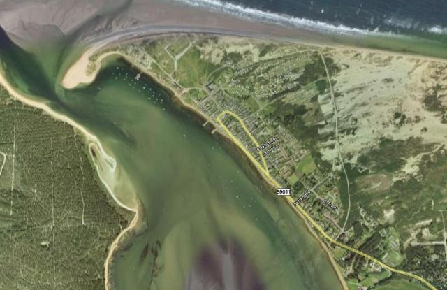 Findhorn Scotland Map.Findhorn Village Centre Large Hostel For Youth Groups
