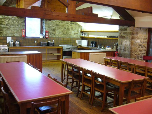 Halton gill bunkbarn in littondale yorkshire for Best restaurants with rooms yorkshire dales
