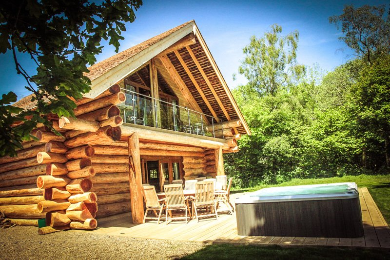 Hidden River Cabins Luxury Log Cabins In Carlisle Cumbria