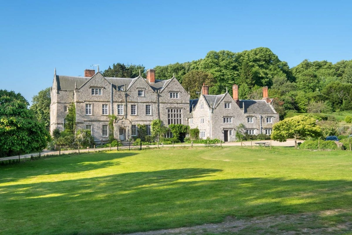 Large Luxury Country House In Shorwell Isle Of Wight