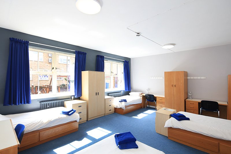 Pocklington School Large Group Campus Accommodation York