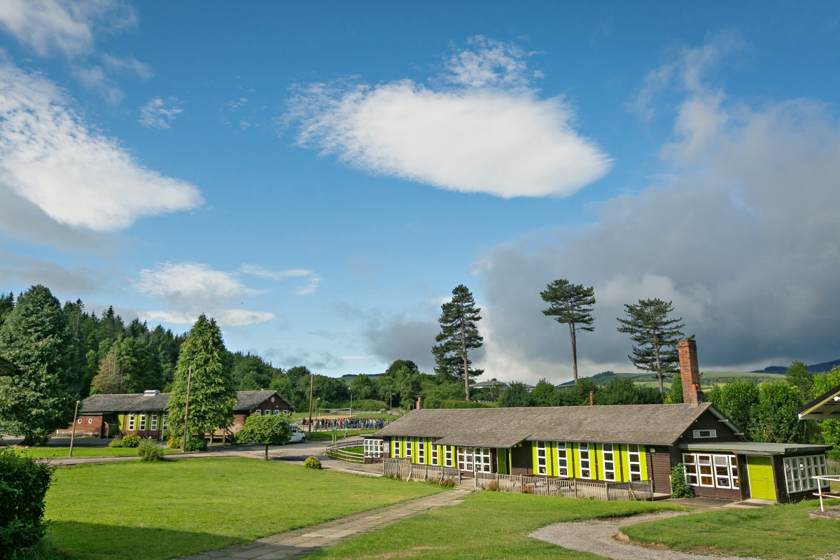 Large Youth Activity Centre Near Ruthin Denbighshire