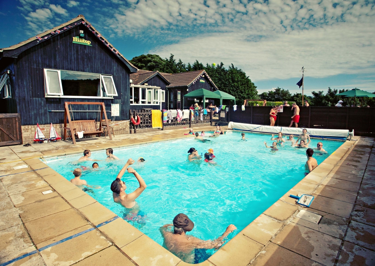 Large outdoor activity centre near sheringham norfolk - Where is my nearest swimming pool ...