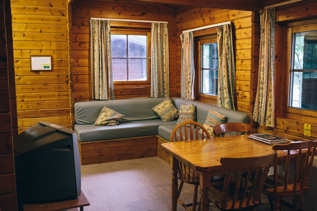 The Jonas Centre Group Of Log Cabins North Yorkshire