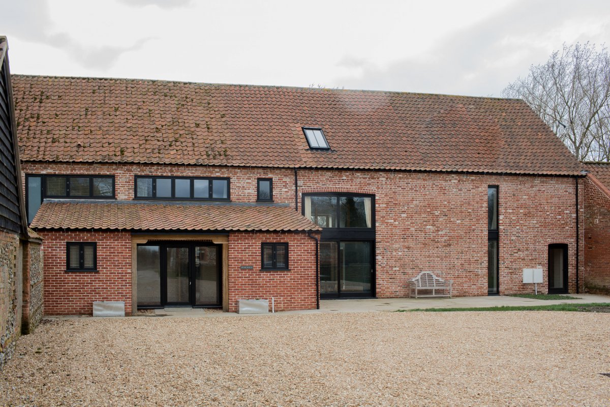 Tittleshall Barns | Luxury holiday houses, Norfolk