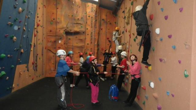 Trewern Outdoor Education Centre Youth Group Venue Wales
