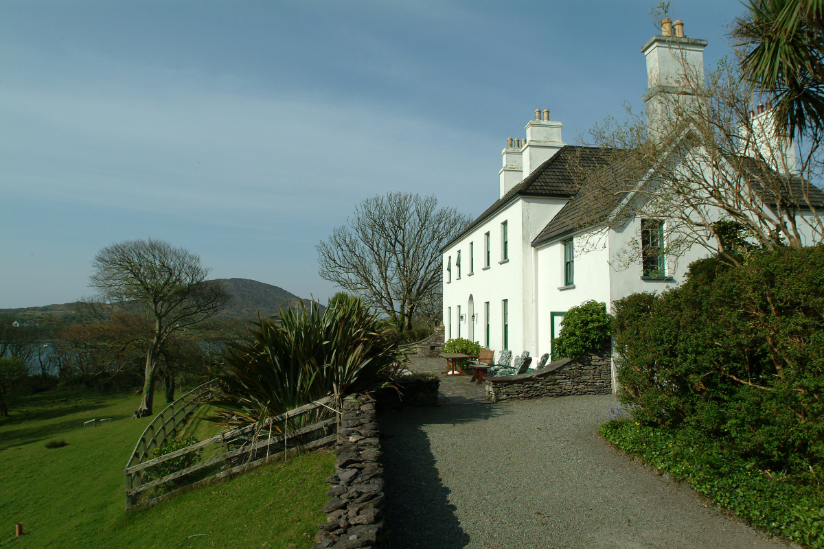 Holiday Cottages Near Waterville Co Kerry Ireland