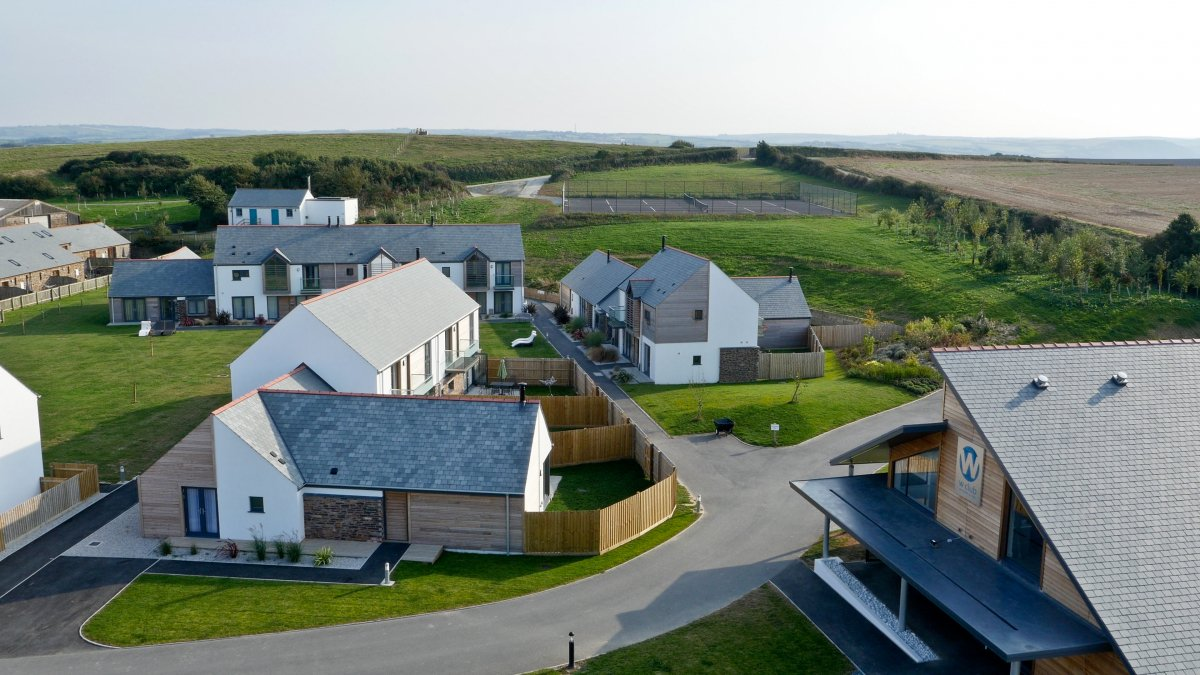 Luxury Holiday Cottages Near Bude Cornwall