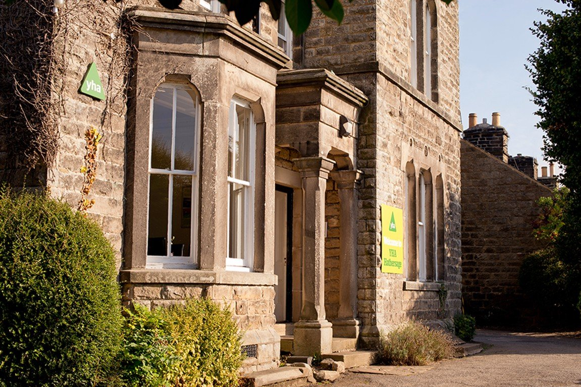 big youth hostel ideal for activity groups exploring the peak
