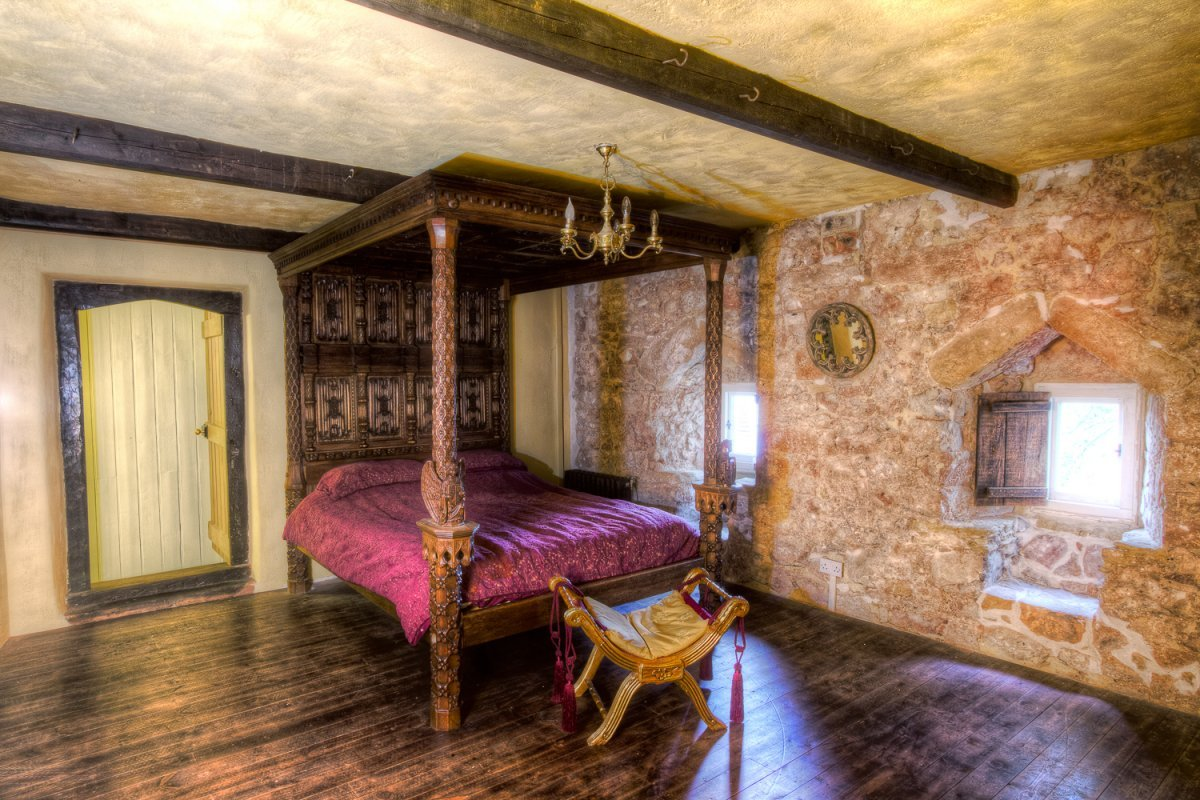 Llanthony Secunda Manor Medieval Manor House In Wales