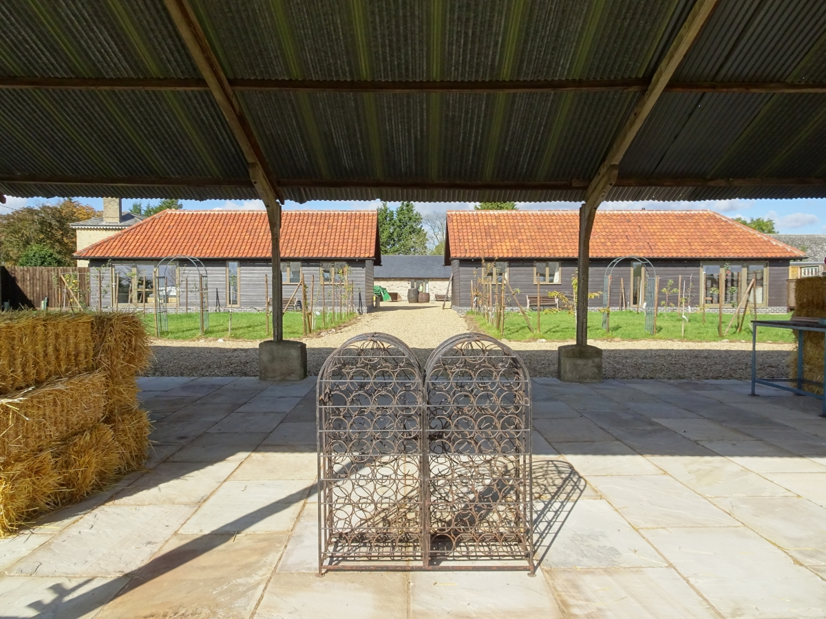 Clopton Courtyard Luxury Barn Conversions In Cambridge