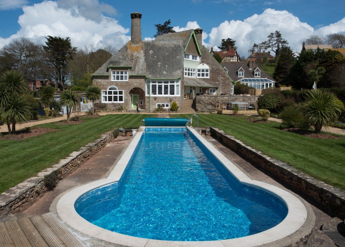 The Beach House Seaside Holiday Home With Hot Tub Devon