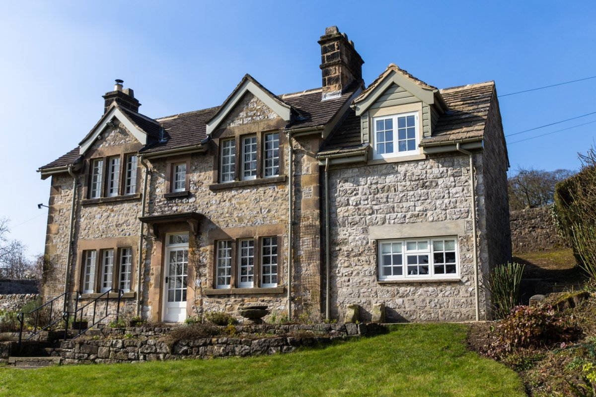 peak district large houses | group accommodation