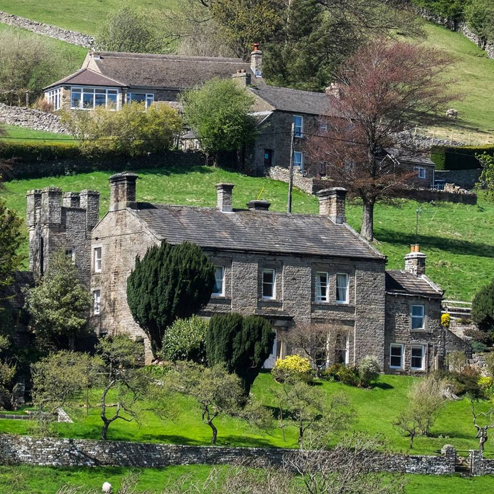 Large Country Holiday House Near Richmond Yorkshire