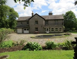 The Gables is set in approximately 2 acres of land