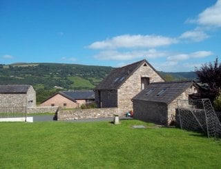 Courtyard Cottage in Brecon Beacons