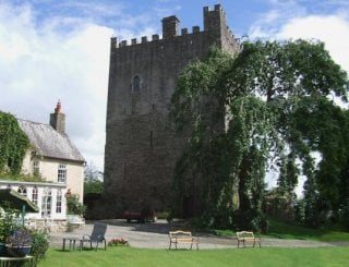Ballaghmore Castle and Manor House B and B