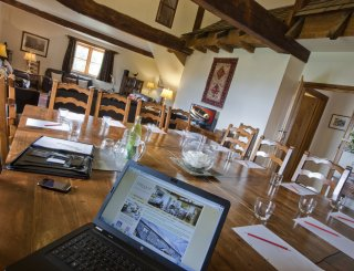 Trevase Granary - for business meetings and events