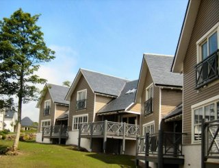 Luxury 5* Cottage at Crieff Hydro