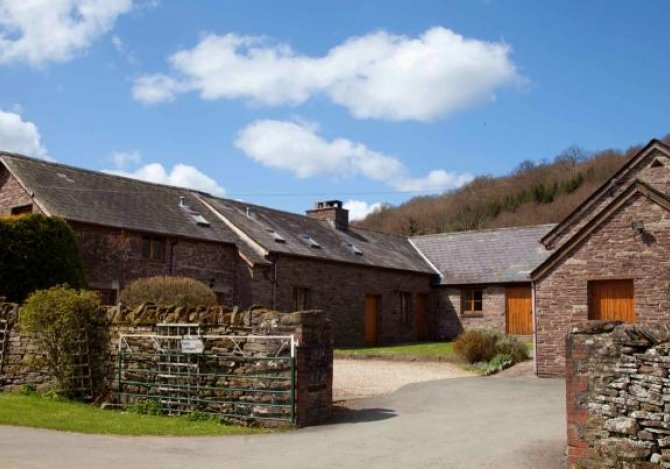Self Catering Cottages in Brecon Beacons up to 15