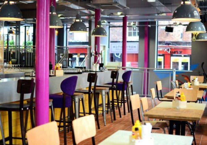 Hopskotch Bar and Kitchen