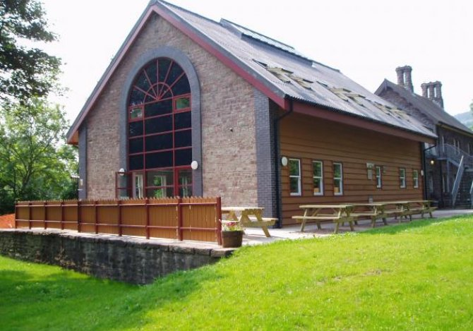 Talybont Outdoor Education Centre, near Brecon