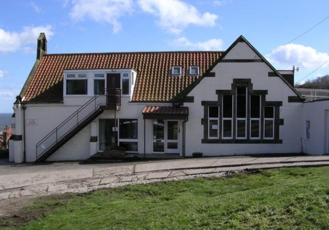 Front of Old School House