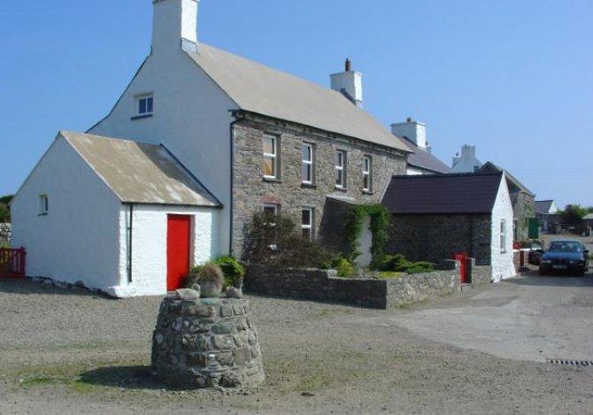 Lower Treleddyn Farmhouse