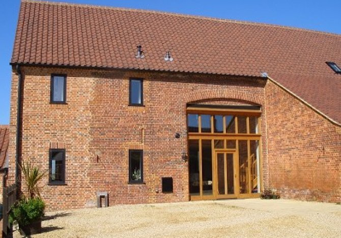 Church Farm Barns | Large Group of Cottages in Norfolk