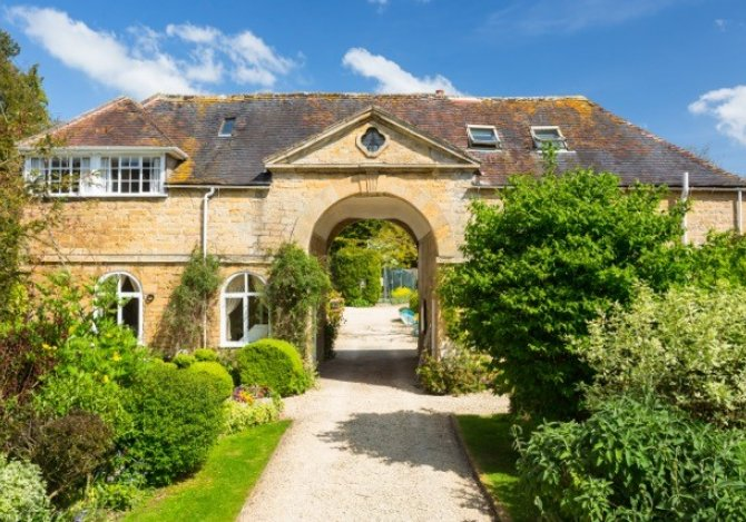 Stupendous Upper Court Cottage Holiday Rental In Cotswolds Home Interior And Landscaping Mentranervesignezvosmurscom