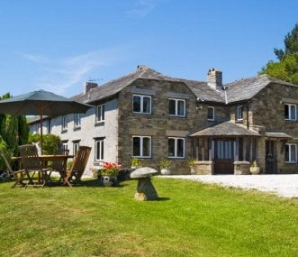 Cornwall Large Holiday Cottages Group Accommodation