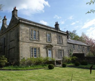 Classical Georgian country house dating from 1750