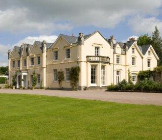 Felin Newydd House - exterior