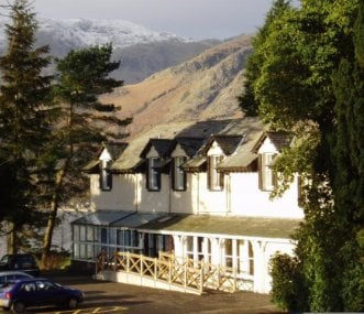 Thurston - Main House on the shores of Coniston