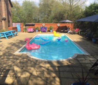Large Holiday Houses In Bournemouth Group Accommodation