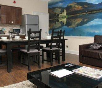 Kitchen/ Dinning room
