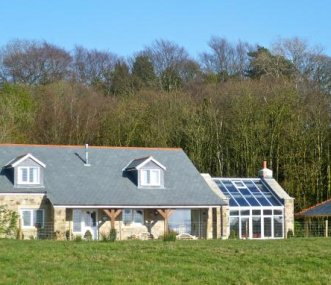 Woodpecker, sleeps 14, great countryside views