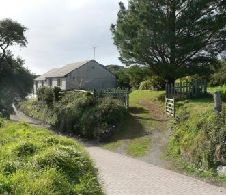 Sharrow and Freathy Cottages