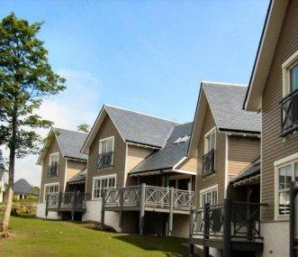 Luxury 5* Cottage at Crieff Hydro