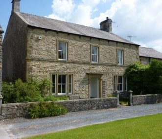 High Rylands in the idyllic village of Arncliffe