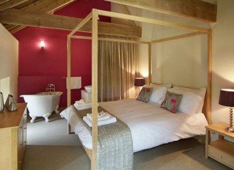 Group Of Luxury Cottages Near Wells Next The Sea Norfolk