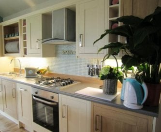Fully integrated kitchens