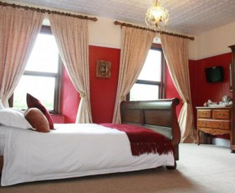 Tristram King Room will sleep 4 but very nice for2
