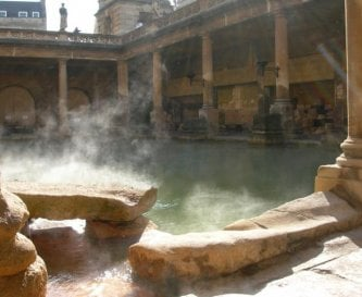 The Roman Baths great wedding venue